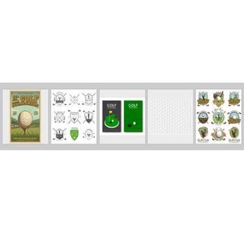 ゴルフ に関するベクター画像、写真素材、PSDファイル   無料ダウンロード