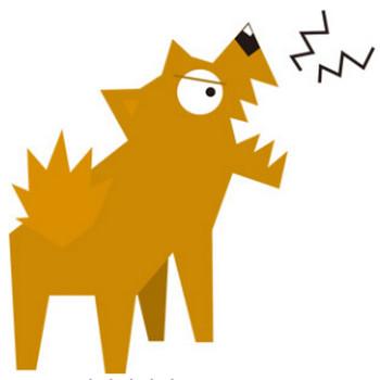 犬(イヌ) - パブリックドメインQ:著作権フリー画像素材集