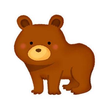 熊 | フリーイラスト素材 イラストラング