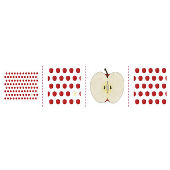 「りんご」イラスト無料