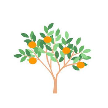 無料イラスト フリー素材 / 樹木