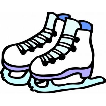 スケート靴のイラスト - 無料イラストのIMT 商用OK、加工OK