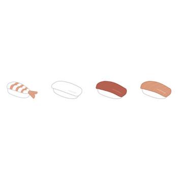 無料イラスト/フリー透過画像素材【さしえの森】|食品のイラスト