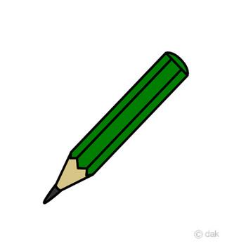シンプルな鉛筆アイコンの無料イラスト素材|イラストイメージ