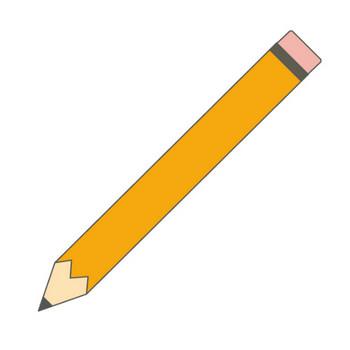 鉛筆|えんぴつ|フリーダウンロード|イラスト素材|クリップアート