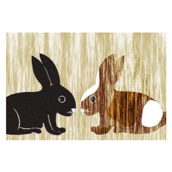 うさぎのイラスト - なじみのある可愛い動物無料素材 - チコデザ