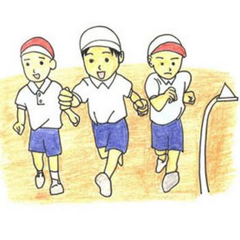 運動会:フリーイラスト集|学校保健ポータルサイト