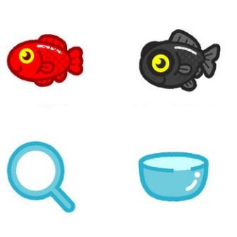 金魚すくいイラスト|かわいいフリー素材、無料イラスト|素材のプチッチ