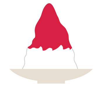 かき氷|イラスト|無料素材|クリップアート|サイト制作
