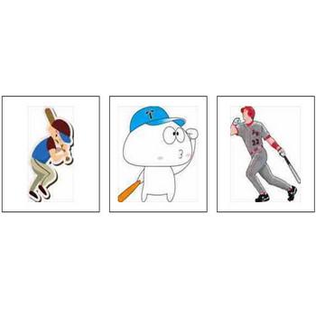 野球のイラスト - 無料で使えるフリー素材