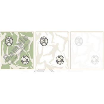 サッカーの壁紙用イラスト・条件付フリー素材集(スマホなど携帯電話対応)