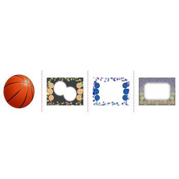 「バスケットボール」イラスト無料