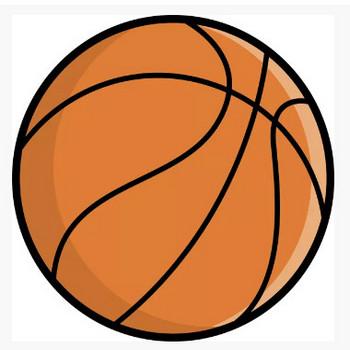 スポーツ バスケットボール(カラー) – 無料で使えるイラスト素材・PowerPointテンプレート配布サイト【素材工場】