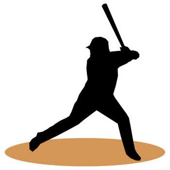スポーツ 野球 シルエットとイラスト | 無料イラスト素材|素材ラボ