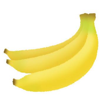 バナナ | フリーイラスト素材 イラストリウム