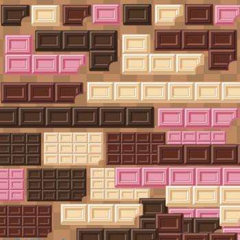 » 板チョコレートのイラスト / フレームやライン飾りも | 可愛い無料イラスト素材集