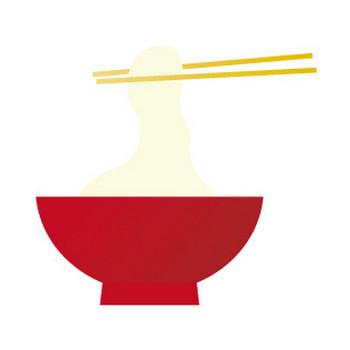 [フリーイラスト] お雑煮と餅つきと焼き餅の6種類のセットでアハ体験 - GAHAG | 著作権フリー写真・イラスト素材集