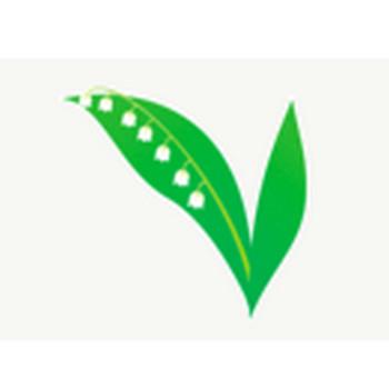 スズラン: 素材庭園(フリーイラスト素材集) ~花・動物・食べ物・人物・雑貨他