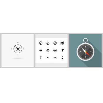 Compass に関するベクター画像、写真素材、PSDファイル | 無料ダウンロード
