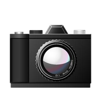 【まとめ】カメラのフリーイラスト素材集|イラストイメージ