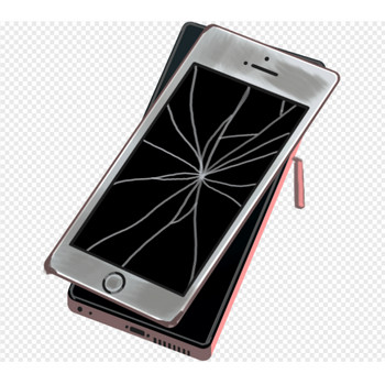 壊れたスマートフォンのイラスト | エコのモト