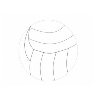 バレーボールのイラスト素材 | イラスト無料・かわいいテンプレート