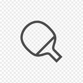 卓球のフリー素材1 | アイコン素材ダウンロードサイト「icooon-mono」 | 商用利用可能なアイコン素材が無料(フリー)ダウンロードできるサイト