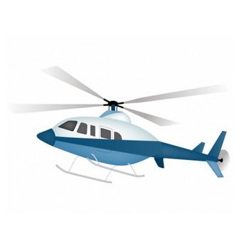 ヘリコプターのイラスト | イラスト無料・かわいいテンプレート