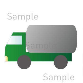 トラックの無料イラスト素材|登録不要のイラストぱーく
