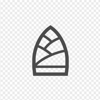 竹の子のイラスト1 | アイコン素材ダウンロードサイト「icooon-mono」 | 商用利用可能なアイコン素材が無料(フリー)ダウンロードできるサイト