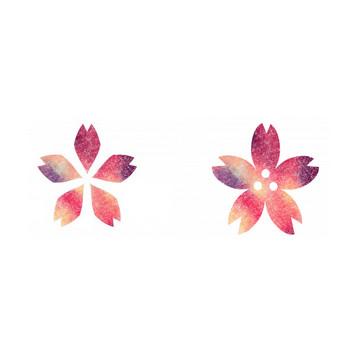 透過イラスト素材まとめ『桜』53種 | フリー素材サイトたりぽす