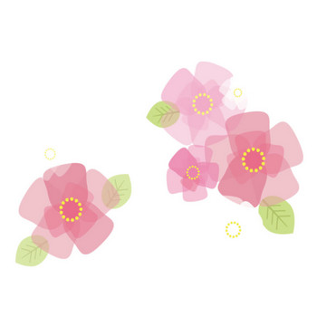 ひな祭り 桃の花 イラスト 無料 | イラストダウンロード