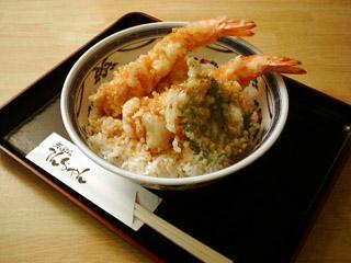 天ぷらてんちゃんの特上天丼