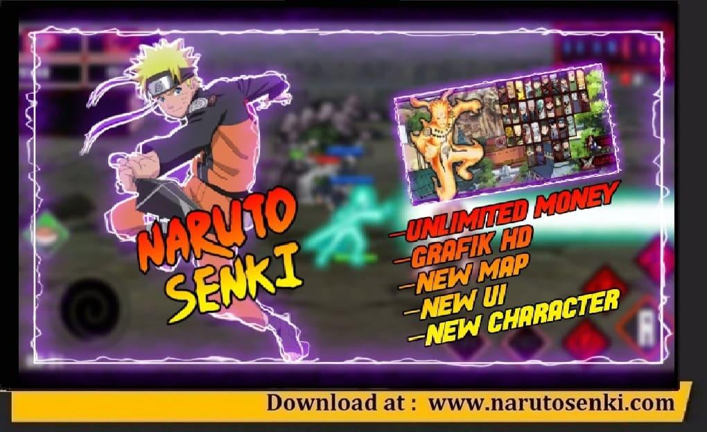 Naruto Senki Mod narutosenki_com