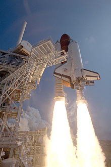 Nasa Space Shuttle Overview Atlantis Ov 104
