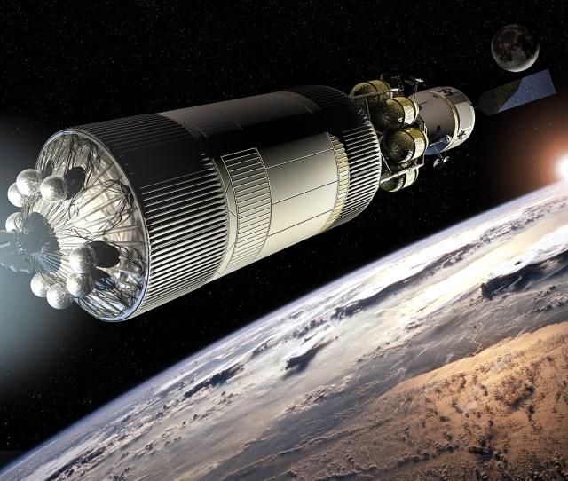 Nasa Building Nasas New Spacecraft Constellation Work Assignments