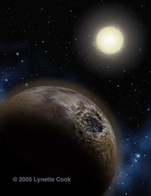 NASA  Scientists Find Infant Solar System Awash in Carbon