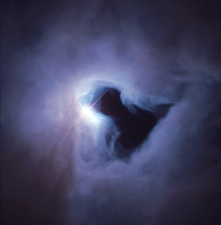 Reflection Nebula NASA
