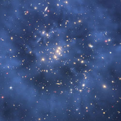 Rin gof Dark Matter - picture curtesy of NASA