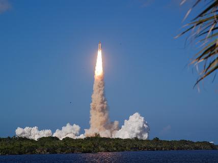 STS-124 Lift off