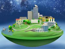 NASA - Home and City 2.0