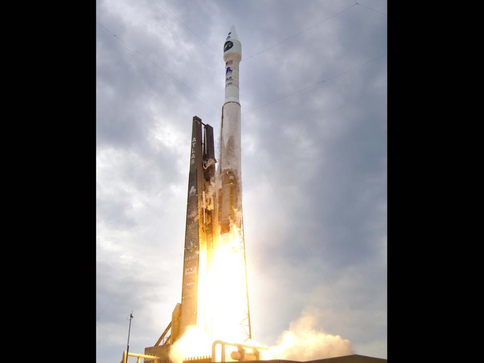 Credit: Pat Corkery, United Launch Alliance