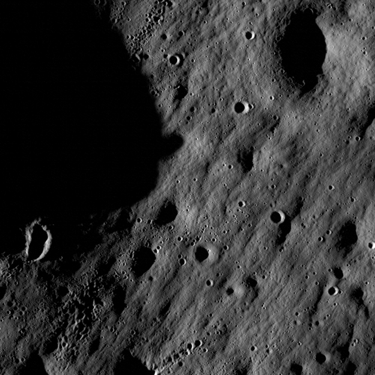 Near Mare Nubium