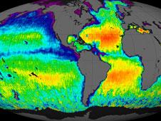 salinidad de océanos