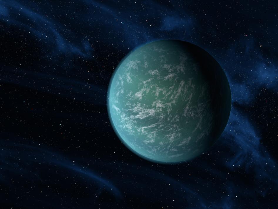 Closer to Finding an Earth ©NASA/Ames/JPL-Caltech