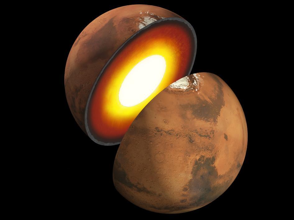 Artista interpretación de la formación de cuerpos rocosos del sistema solar