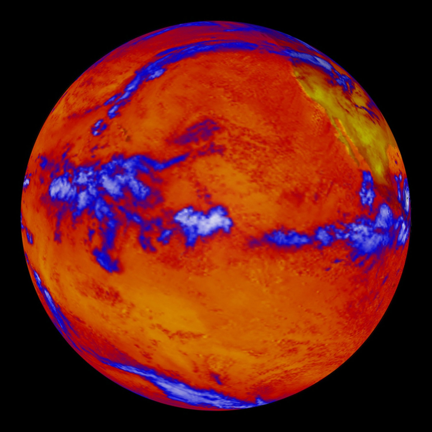 Nasa Study Finds Earth S Ocean Abyss Has Not Warmed Nasa