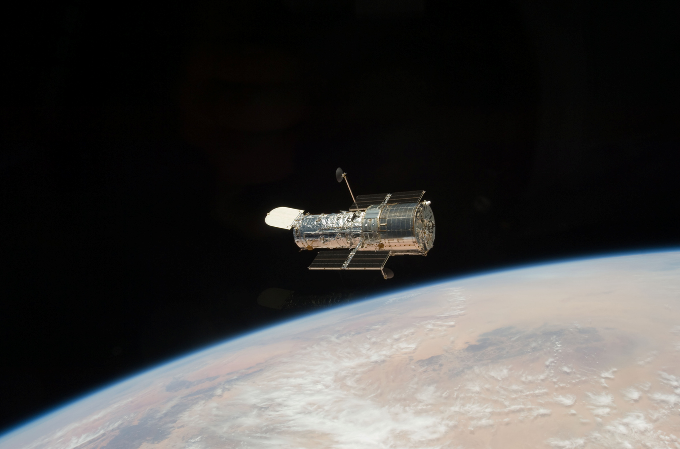 A Look At The Numbers As Hubble Space Telescope Enters Its
