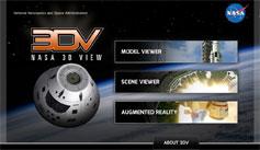 NASA 3DV App
