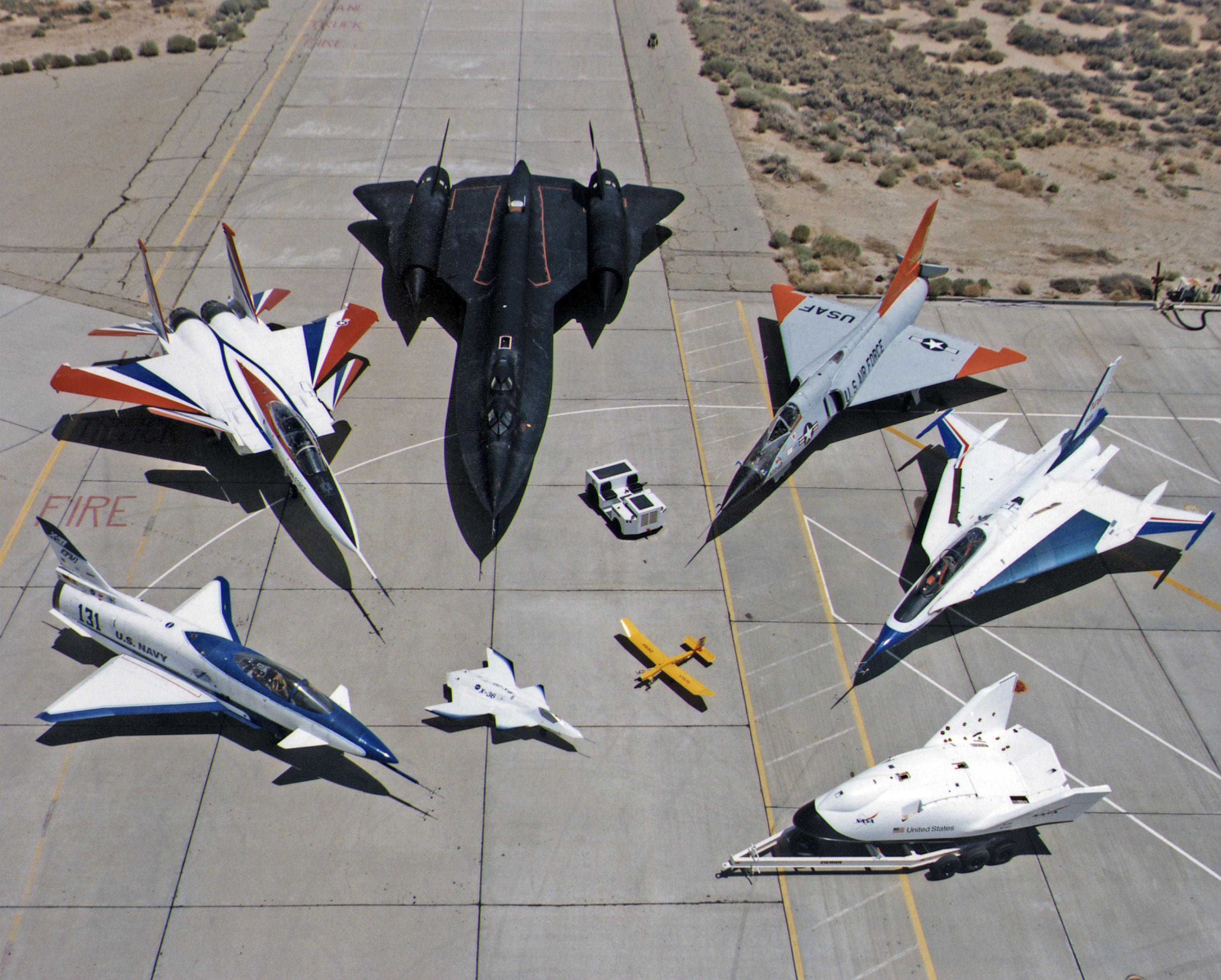 fleet aircraft | nasa